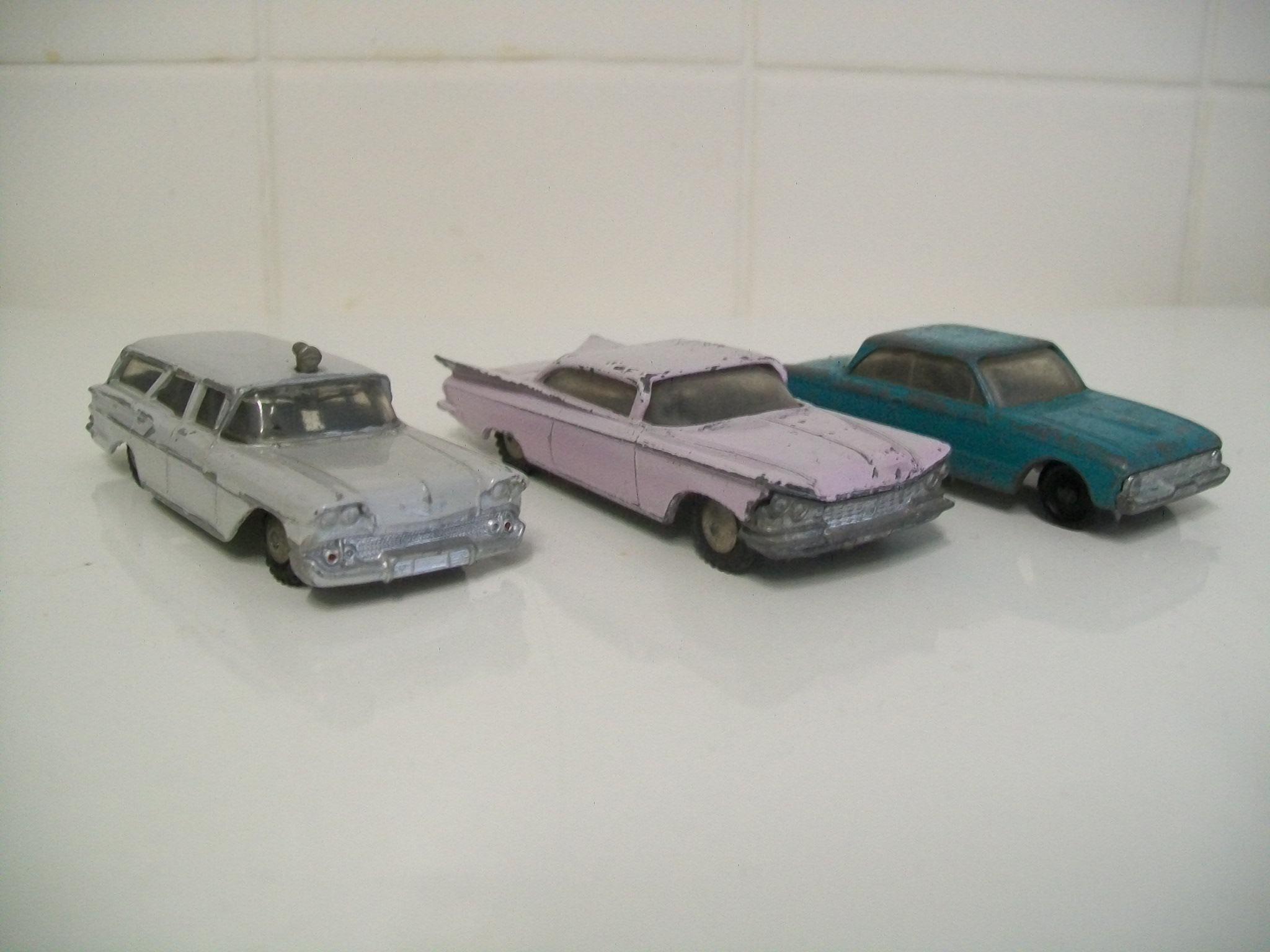 3 Modelle Aus Der Letzten Serie